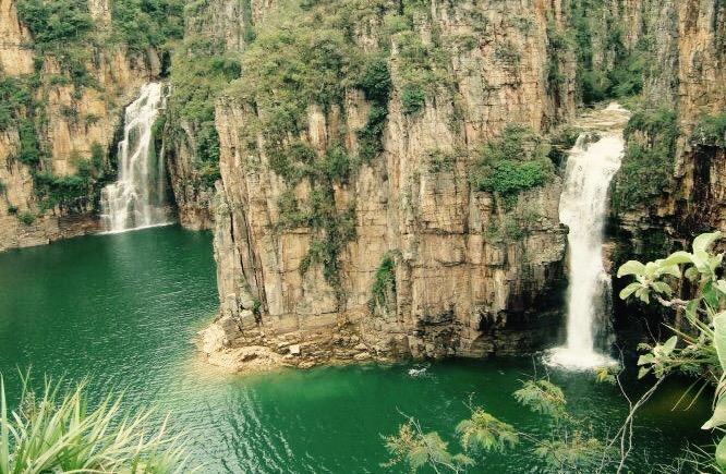 Cachoeiras dos Canyons