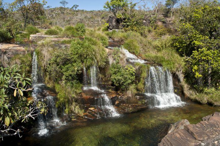 Cachoeira do Luquinha - Delfinópolis MG.