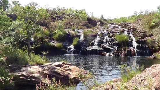 Cachoeira do Paraíso - Delfinópolis MG.