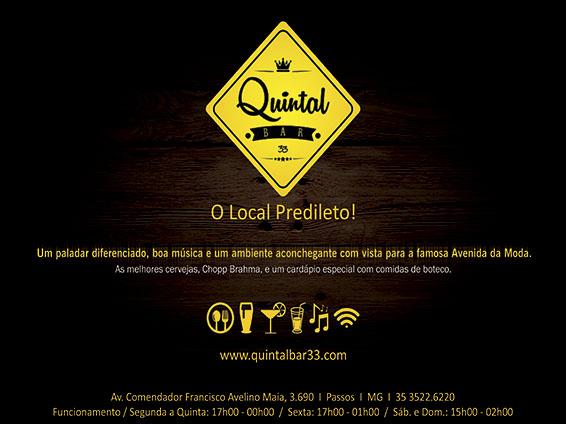 Quintal Bar 33