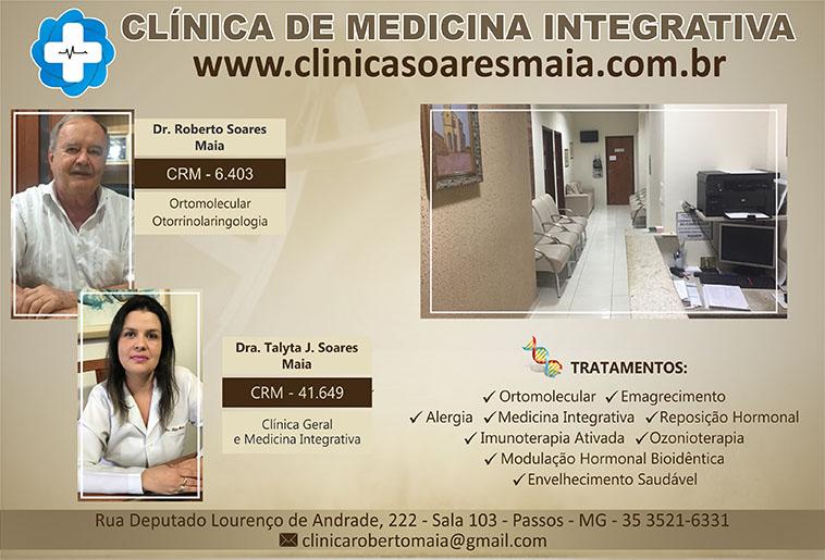 Dr. Roberto Pereira Soares Maia - CRM - 6403