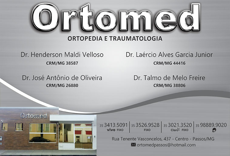 Ortomed Ortopedia e Traumatologia