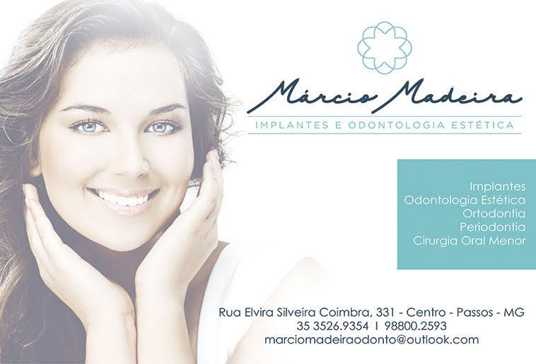 Dr. Márcio Madeira - Implantes e Odontologia