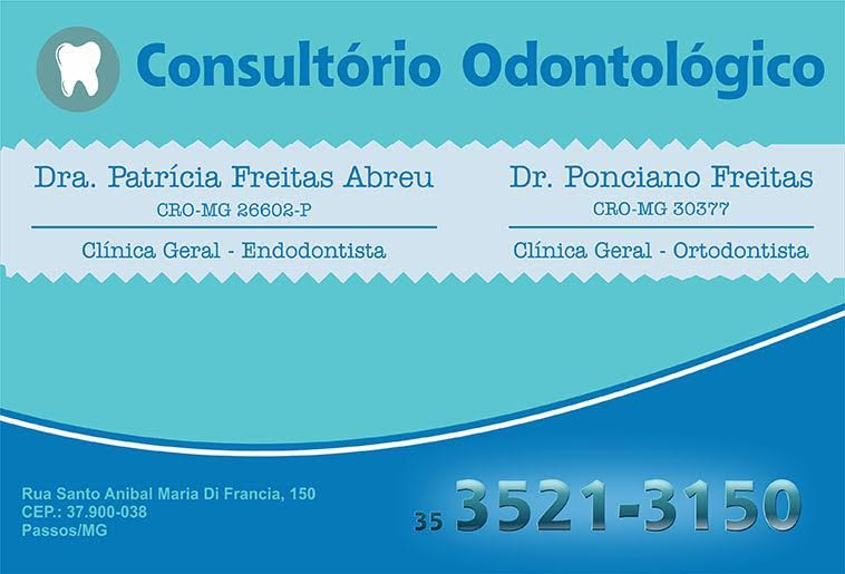 Dr. Ponciano Freitas - CRO/MG - 30377