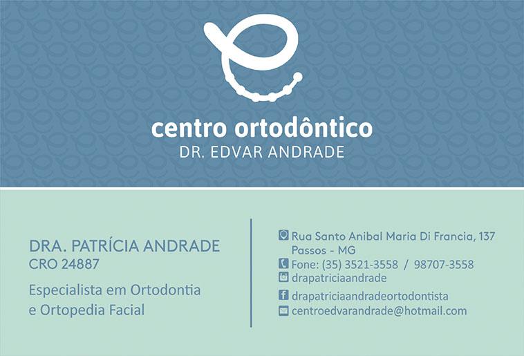 Dra. Patrícia Oliveira Andrade - CRO - 24887