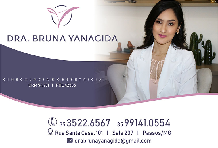 Dra. Bruna Yanagida - CRM 54791