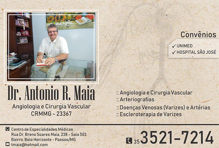 Dr. Antônio Raimundo Maia