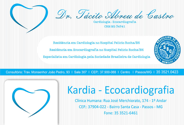 Kardia - Ecocardiografia