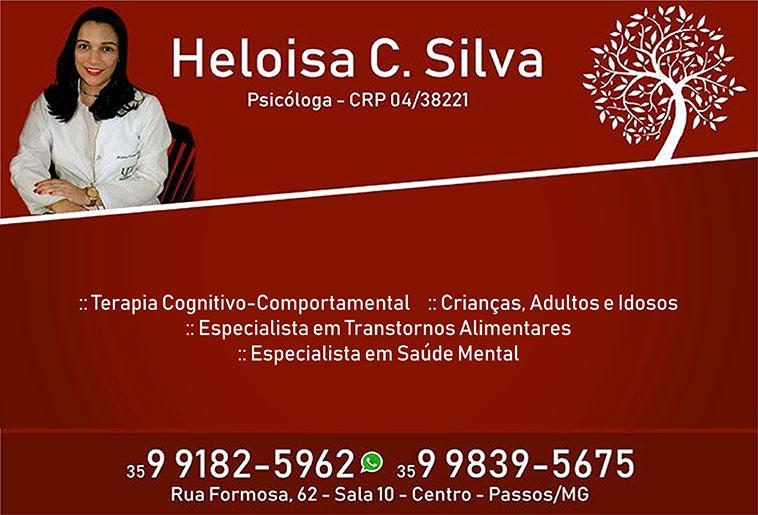 Heloísa Cristina Silva - CRP 04/38221