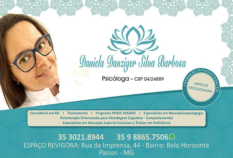 Dra. Daniela Danziger Silva Barbosa