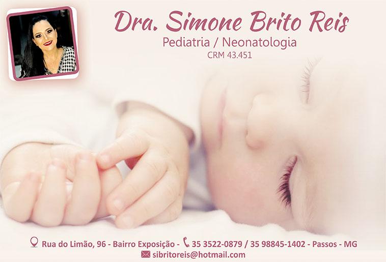 Dra. Simone Brito Reis - CRM 43.451