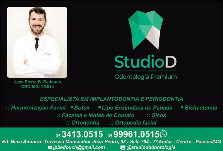 StudioD Odontologia Premium