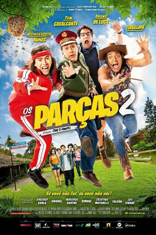 Cine Roxy Passos MG - Os Parças 2