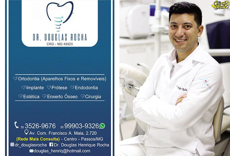 Dr. Douglas Rocha - CRO/MG 48925