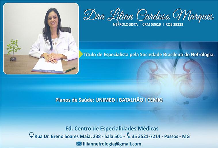 Dra. Lilian Cardoso Marques