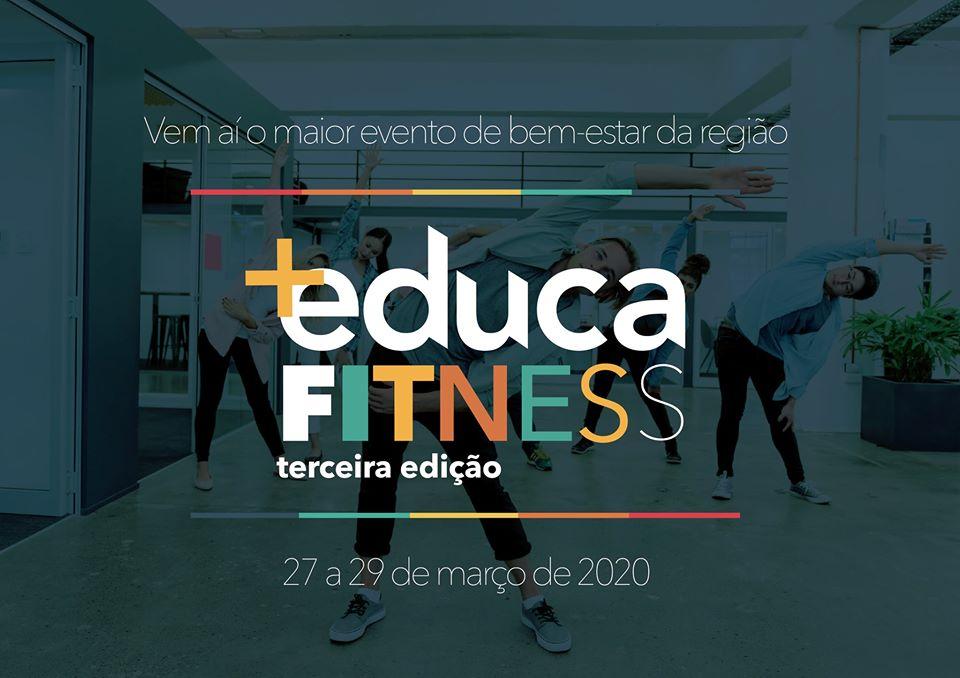 UEMG Passos - Mais Educa Fitness 3ª Edição (De 27 a 29/03)
