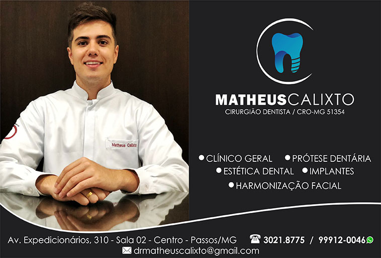 Dr. Matheus Calixto