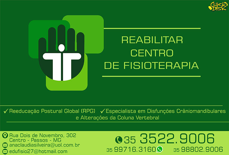 Reabilitar Centro de Fisioterapia