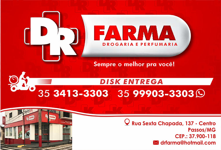 DR Farma Drogaria