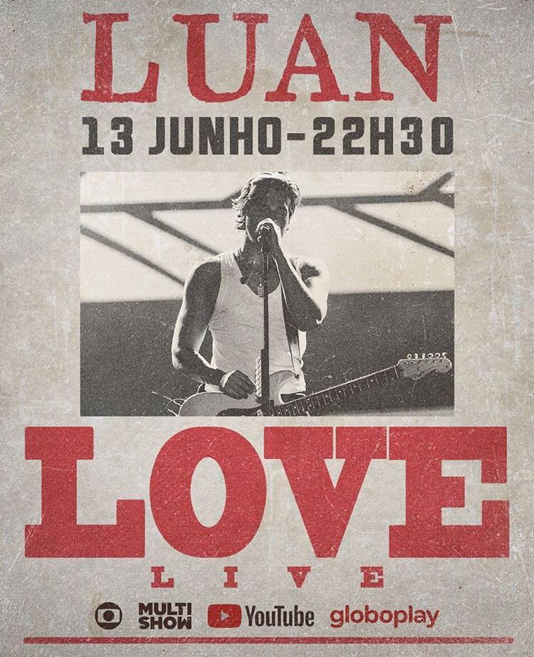 Live Luan Santana