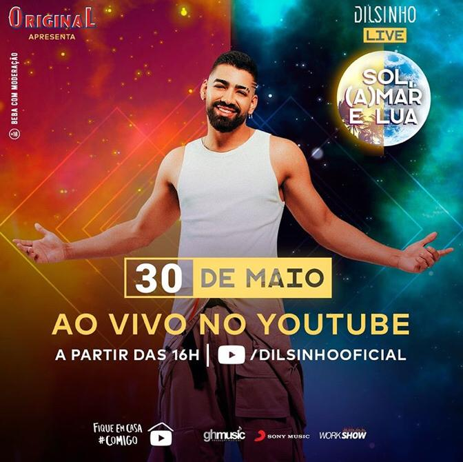 Live Dilsinho