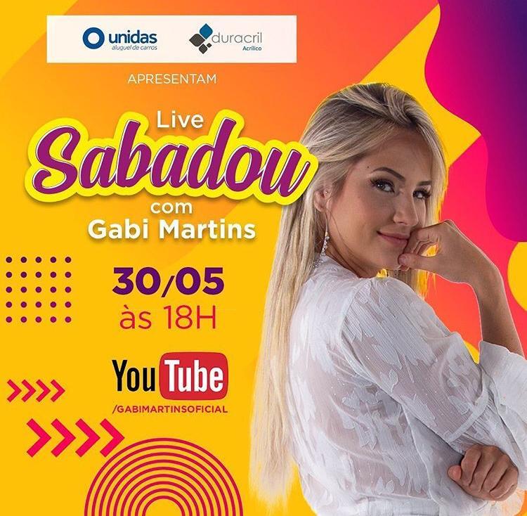 Live Gabi Martins