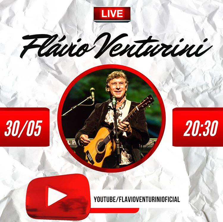 Live Flávio Venturini