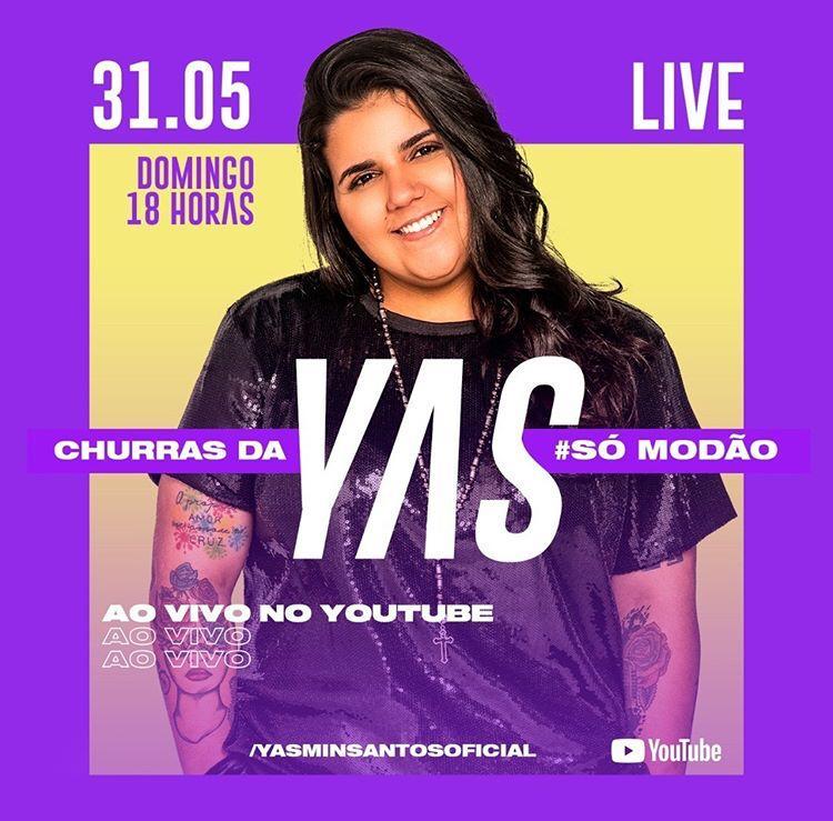 Live Yasmin Santos