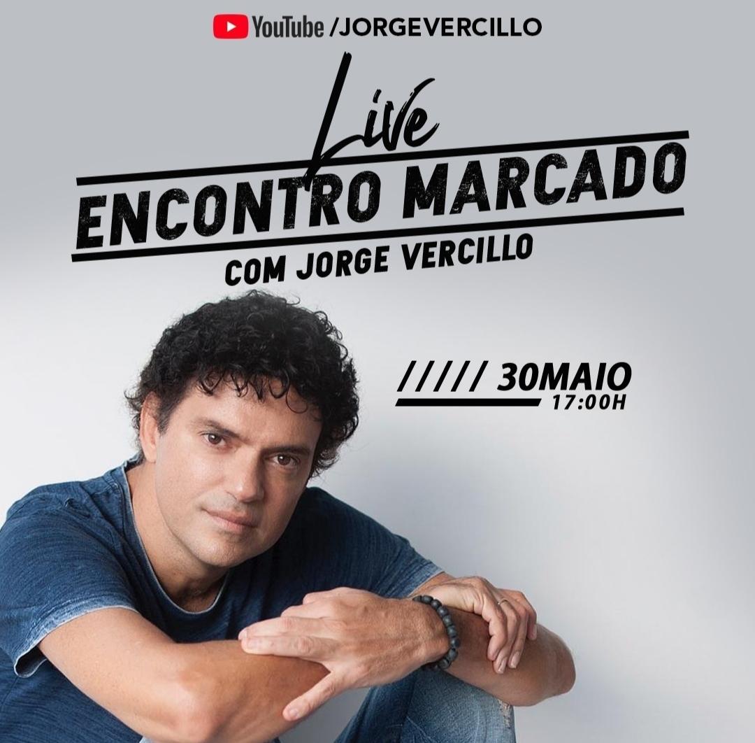 Live Jorge Vercillo