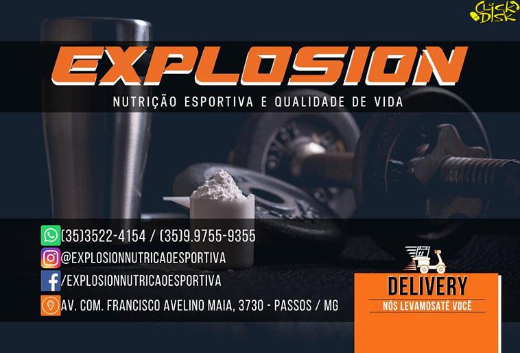 Explosion - Carolina Nutricionista