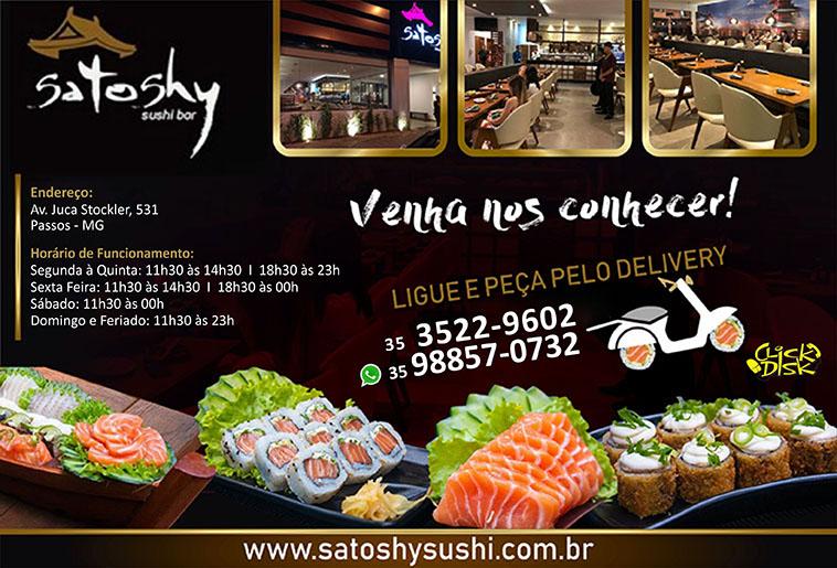 Satoshy Sushi Bar