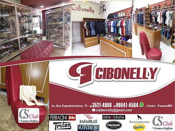 Cibonelly Calçados, Confecções e Acessórios