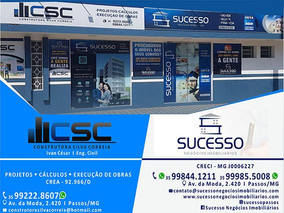 CSC Construtora Silva Correia