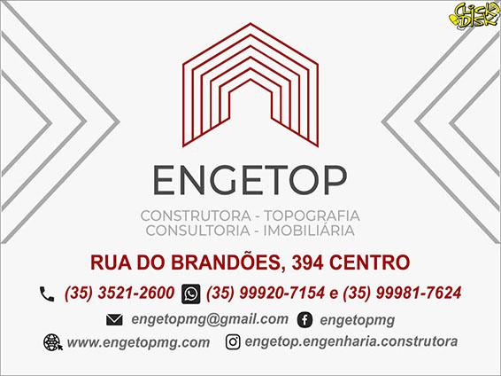 Engetop - Contrutora, Topografia e Imobiliária