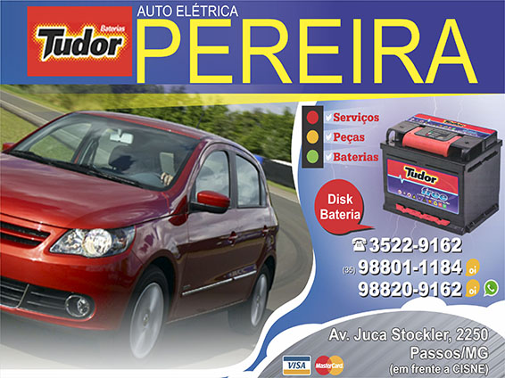 Auto Elétrica Pereira