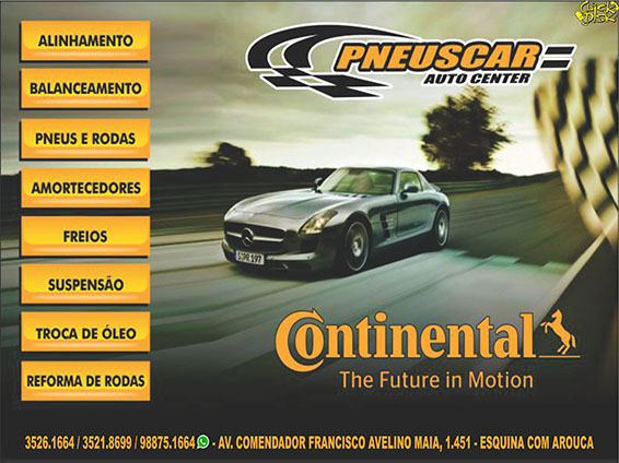 Pneuscarmg Centro Automotivo