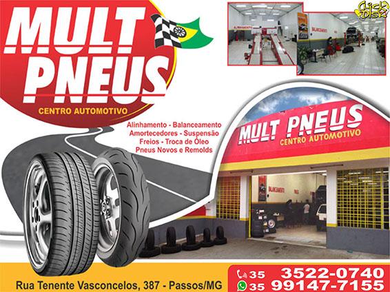 Mult Pneus Centro Automotivo
