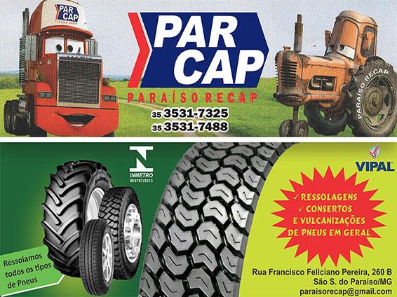 Paraíso Recap - ParCap