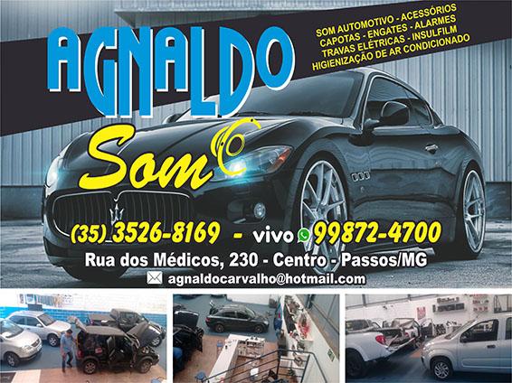 Agnaldo Som Automotivo