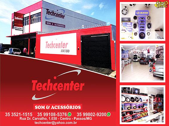 Techcenter Som e Acessórios Automotivos