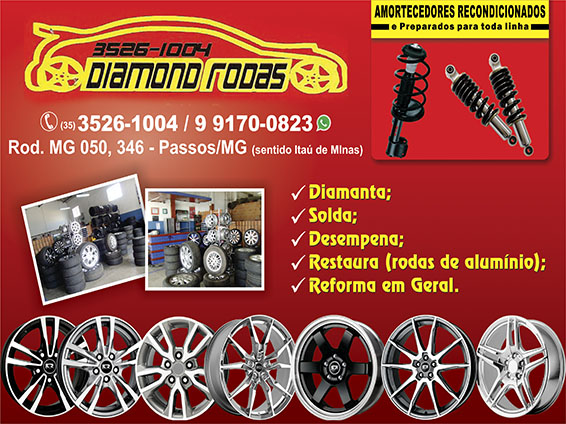 Diamond Rodas