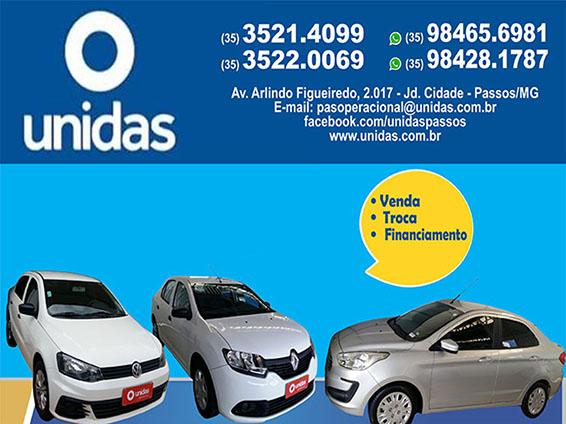 Unidas - Alugue, Venda e Compra de Veículos