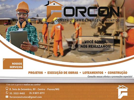 Forcon Construtora e Empreendimentos