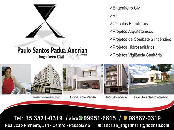 Paulo Santos Pádua Adrian