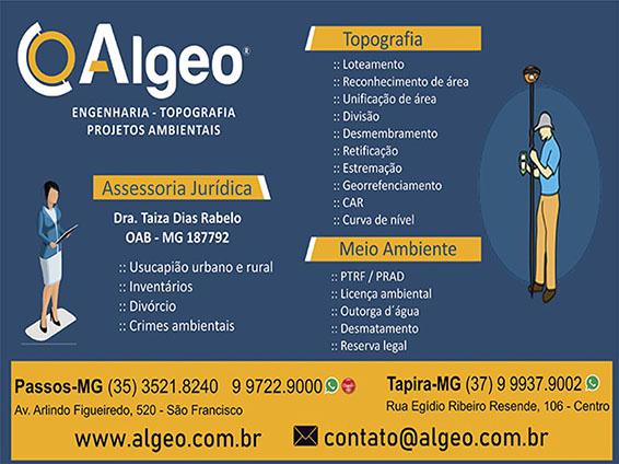 Algeo Topografia e Projetos Ambientais