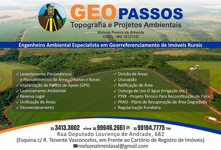 GeoPassos Topografia e Projetos Ambientais
