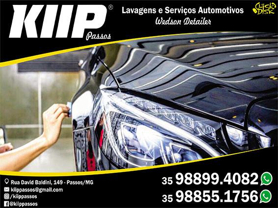 Kiip Passos - Lavagens e Serviços Automotivos