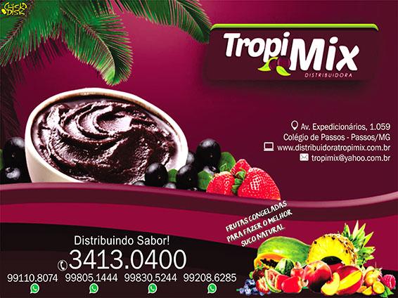 Tropimix Distribuidora de Açai