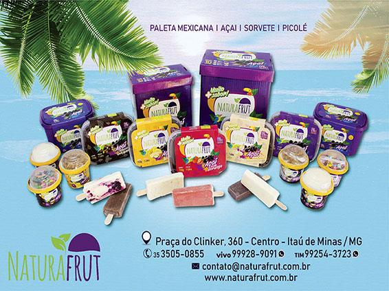 NaturaFrut Distribuidora de Açai e Sorvetes