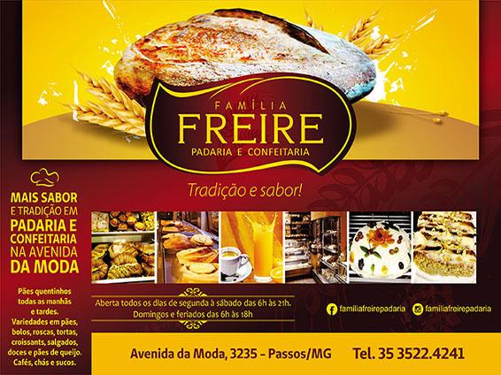 Panificadora e Confeitaria Família Freire